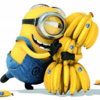 Банан является хорошим способом отбелить зубы