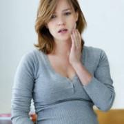 Беременная и десна