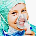 Ребенок с анестезией