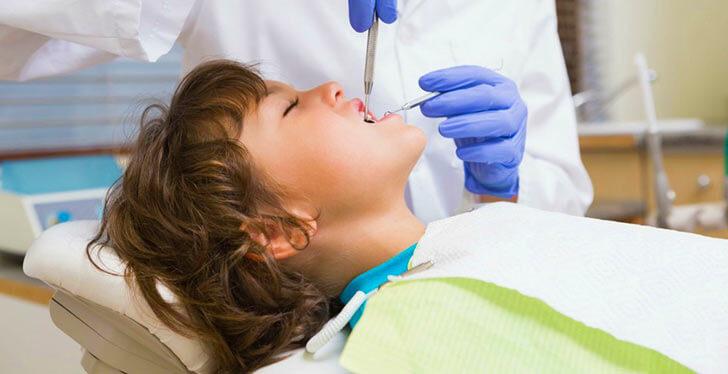 Особенности лечения зубов под наркозом (анестезией) детям