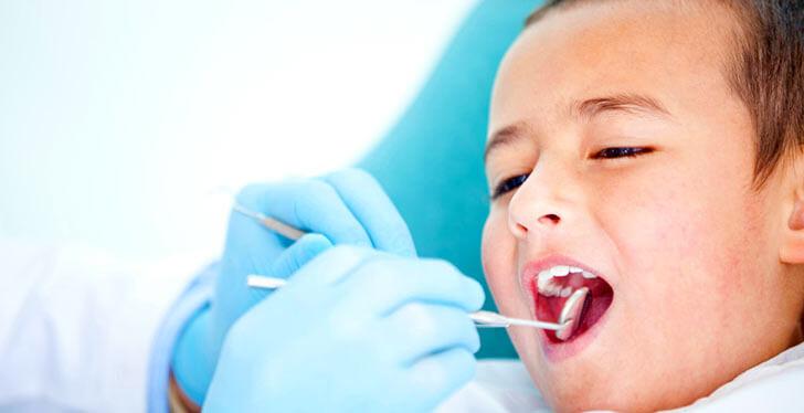 Есть ли у молочных зубов нервы?